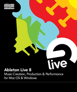 скачать Ableton Suite 8.2 бесплатно