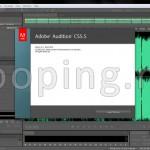 Adobe Audition 4 интерфейс программы