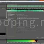 программа Adobe Audition 4 интерфейс