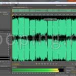 интерфейс программы Adobe Audition 4