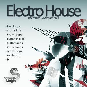 Сэмплы для создания трека в стиле Электро Хаус