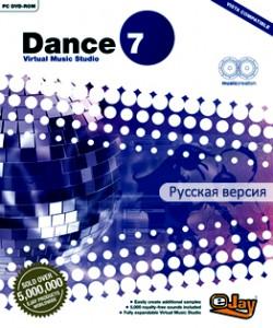 eJay Dance 7 русская версия