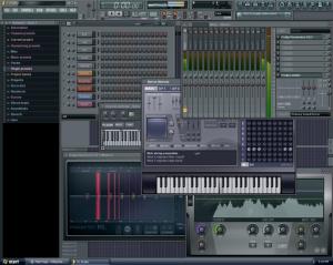 Настройка микшера в FL Studio
