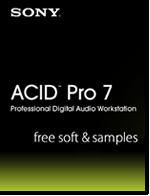 Sony ACID 7